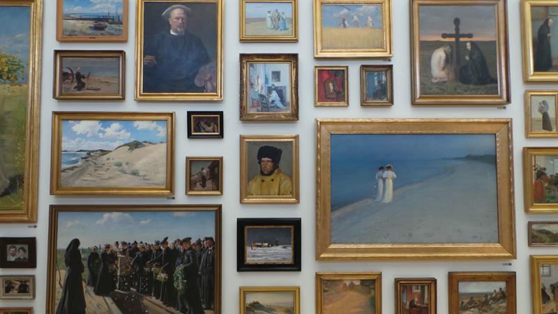 Frisch renoviert – Skagens Museum