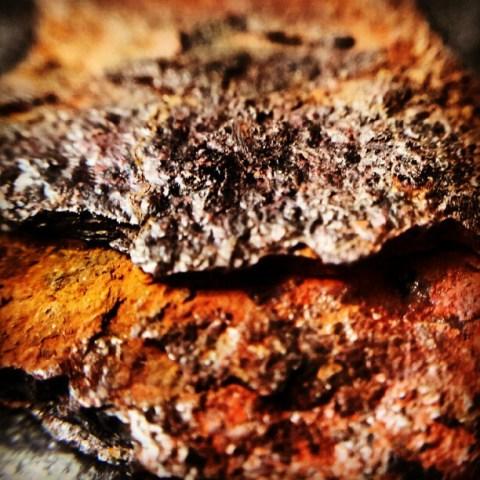 Rusty layers