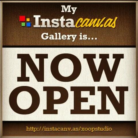 Now open:-)
