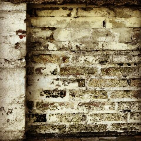 The corner wall