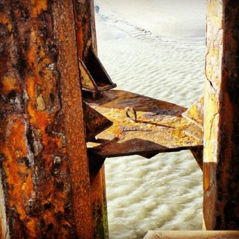 Rusty seaview