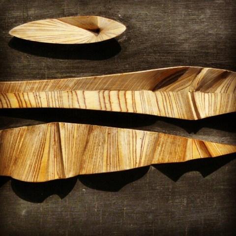 More wood art