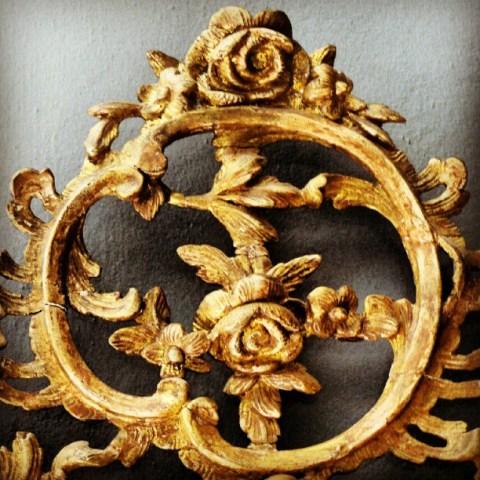 Golden details