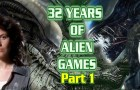 32 Years of Alien Games (Part 1)