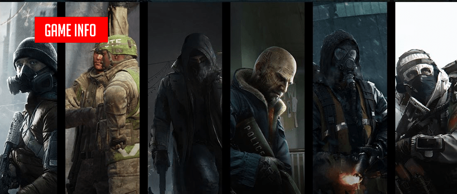 The Division: Faction Facts