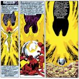 The Phoenix Force. (X-Men #108)