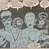 """We're gonna go hang out with Namor! He'd never start a war!"" (New Mutants #75)"