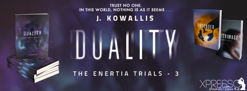Cover Reveal: Duality