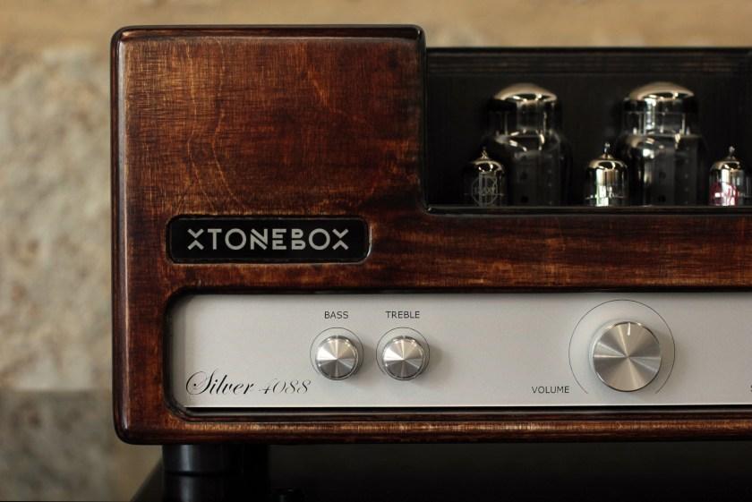 vacumm tube, hi-fi, tone controls