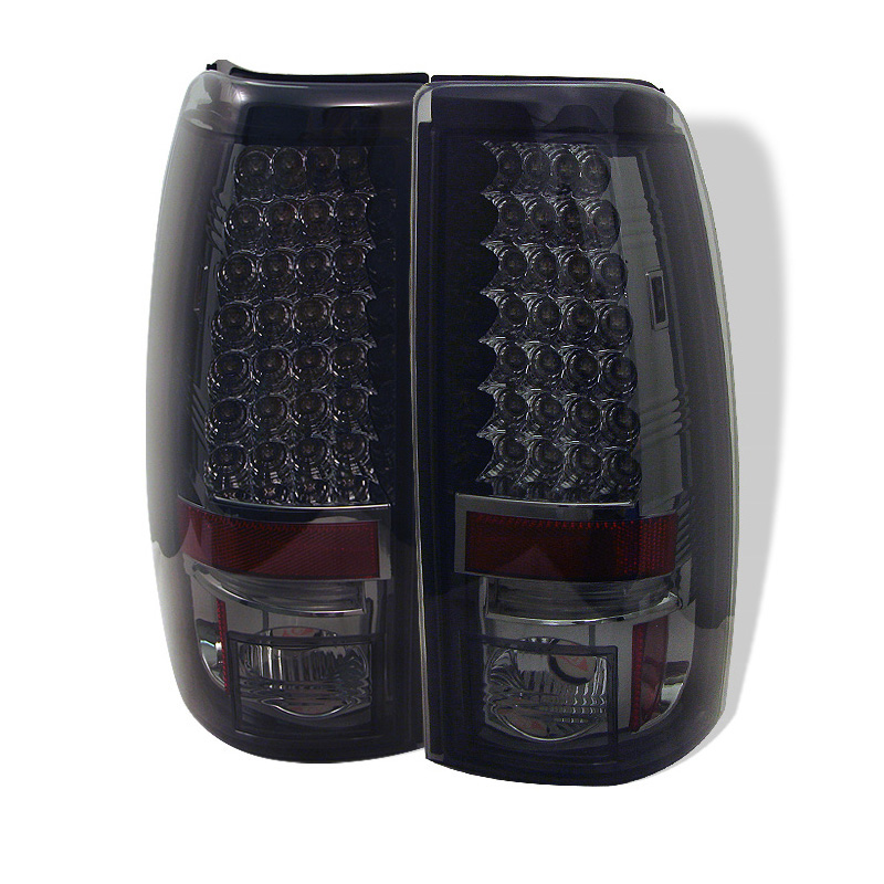 Spyder 5001764 Smoked LED Tail Lights