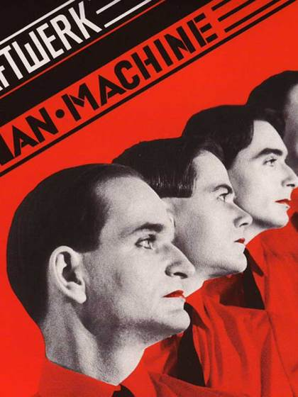 manmachine - Die Mensch-Maschine - Kraftwerk