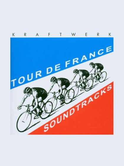 KRAFTWERK Latalog 8 - Tour de France, Soundtrack