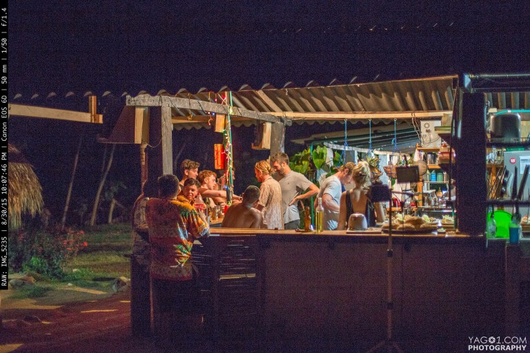 Rancho Relaxo Kitchen and Bar in Colombia