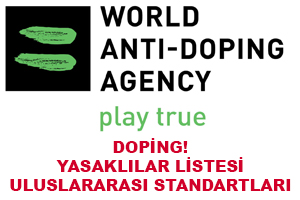 wada doping yasaklılar listesi