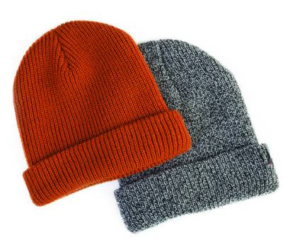 Brixton Heist Beanie, available at Still Life for Him. $26 each