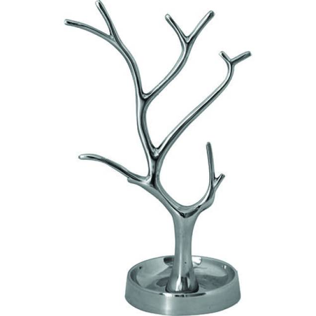 Jewelry tree, available at Urban Barn. $26