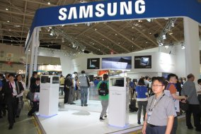 Samsung di Computex 2012 ultraportable tablet pc liputan khusus liputan notebooklaptop komputer