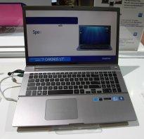 Samsung Chronos Series 7, pengganti komputer desktop