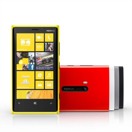 Nokia Lumia 920 dan 820: Duet Lumia Pertama dengan Windows Phone 8  smartphone news mobile gadget