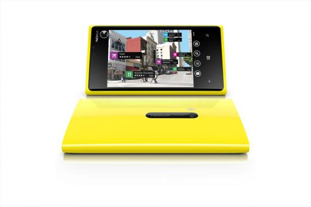 1200 nokia lumia 920 yellow portrait 610x406 Nokia Lumia 920 dan 820: Duet Lumia Pertama dengan Windows Phone 8  smartphone news mobile gadget