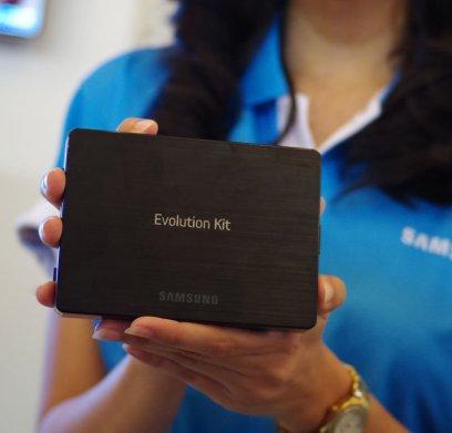 Evolution Kit, otak Smart TV Samsung