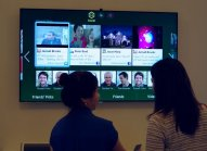 Social di Smart TV
