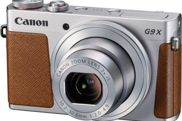 Canon Powershot G9 X-1