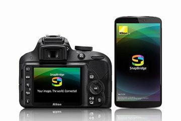 Nikon SnapBrige-1