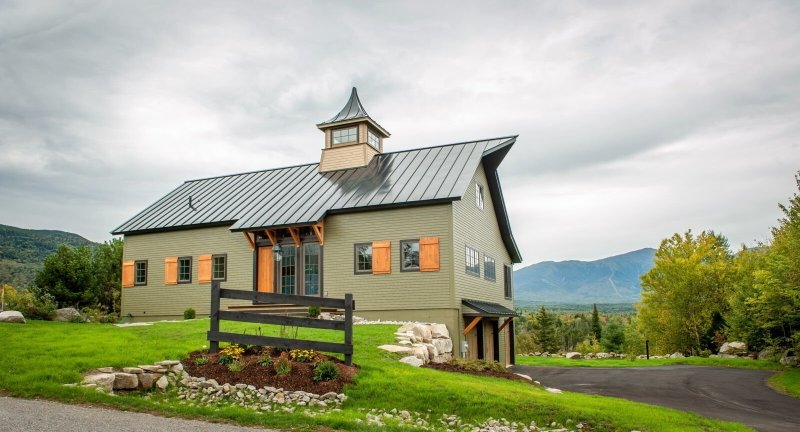Large Of American Barn Homes