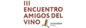 III Encuentro del vino _ logo