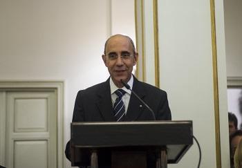 İtalya'nın Ankara Büyükelçisi Luigi Mattiolo (Murat Kula - Anadolu Ajansı)