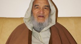 تعزية الإمام عبد السلام ياسين في الأستاذ أحمد الملاخ رحمهما الله