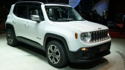 2015 Jeep Renegade White