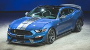 2016 Ford Mustang Shelby GT350 Auto Show