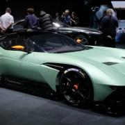 2016 Aston Martin Vulcan