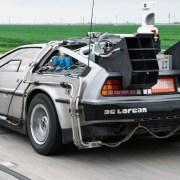 01.28.16 - DeLorean Time Machine