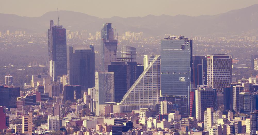 12.19.16 - Mexico City Skyline
