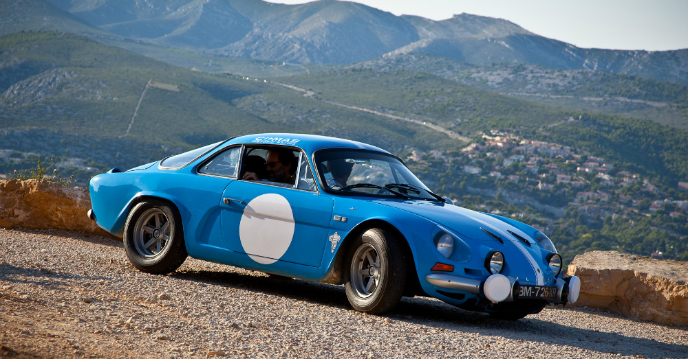 03.29.17 - Renault Alpine A110
