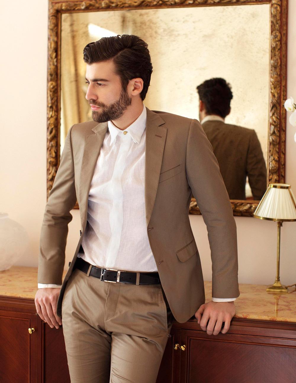 Как одеваться мужчинам