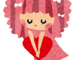 valentinesday-girl