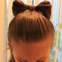 女の子 髪型