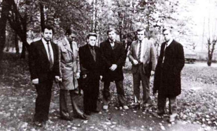Tolkachev Cooperating with KGB