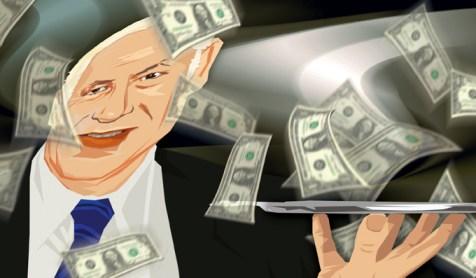 אנחנו מגש הכסף שעליו ניתנה לך מדינת היהודים