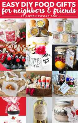 Fanciful Neighbors Friends Under 10 Friends Gifts Friends Under 20 Dollars Gifts Easy Diy Food Gift Ideas
