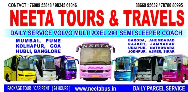 Neeta Travels Borivali Contact Details   Joshymomo.org