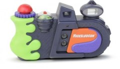 Nickelodeon Photo Blaster Camera