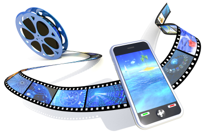 Phone Media Reel