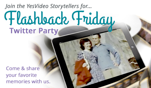 Flashback Friday Twitter Party
