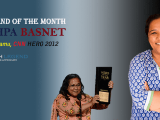 Pushpa Basnet-CNN Hero, Youth legend
