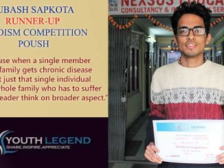 Subash-Sapkota-Runner-Up